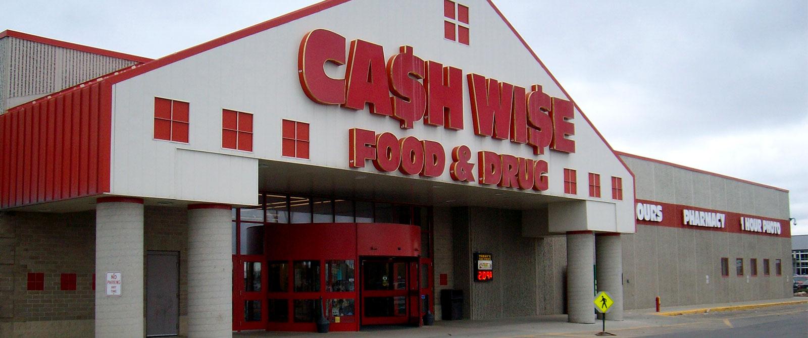 Cash Wise   Store - Willmar