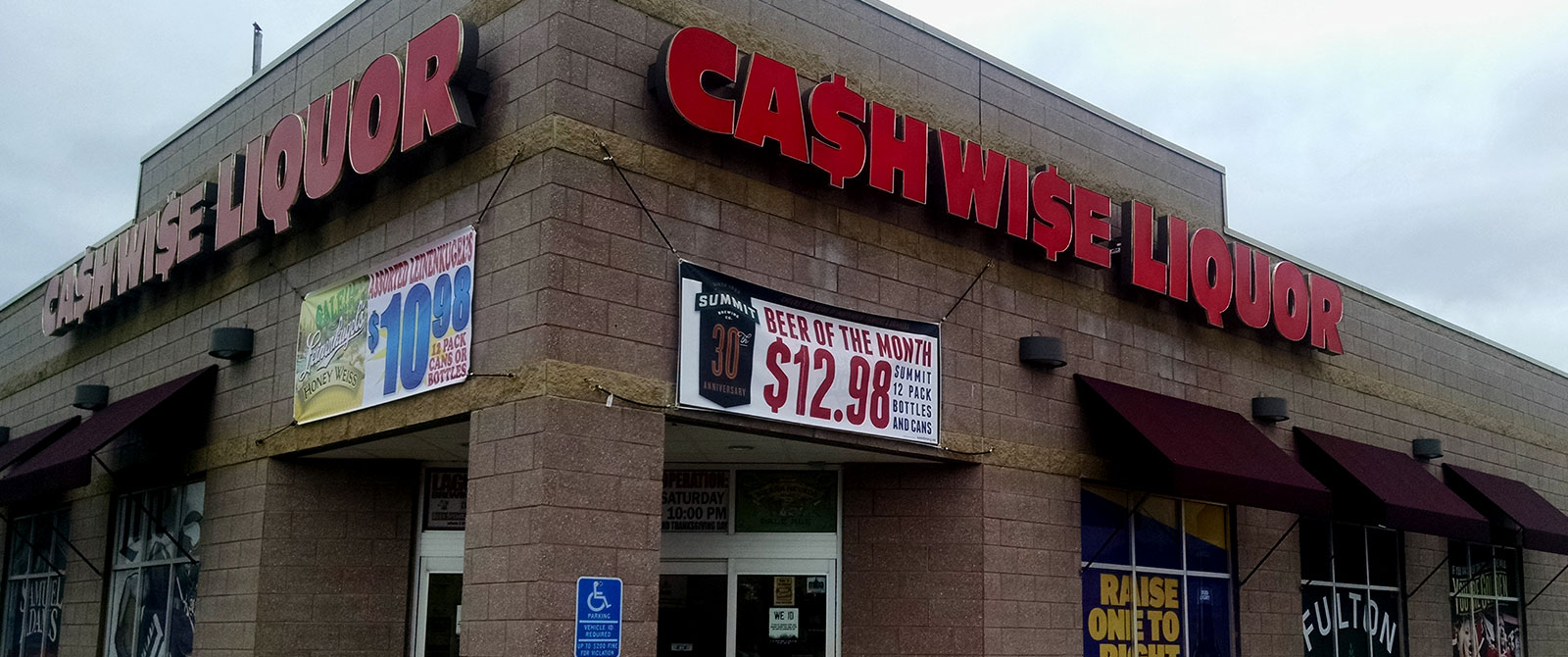 Cash Wise Store Alexandria Liquor Only