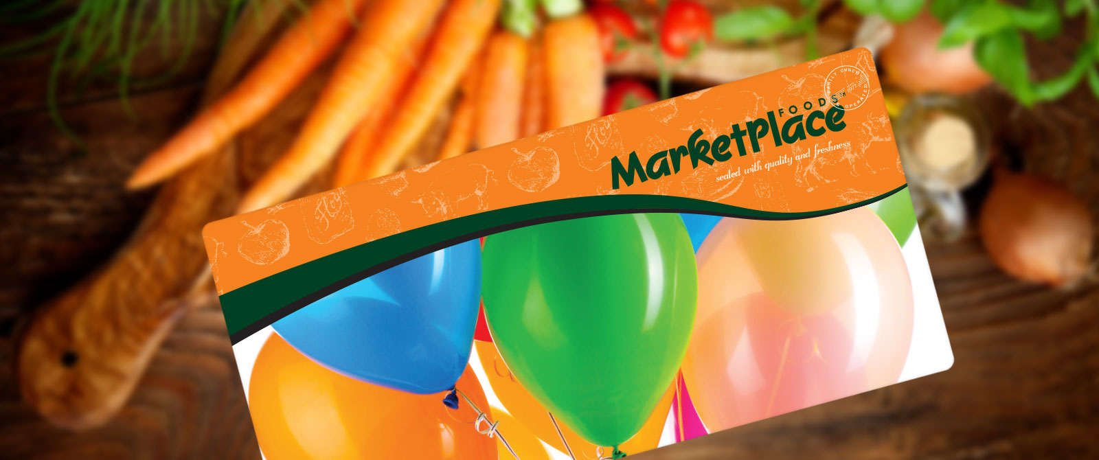 Marketplace Foods Gift Cards