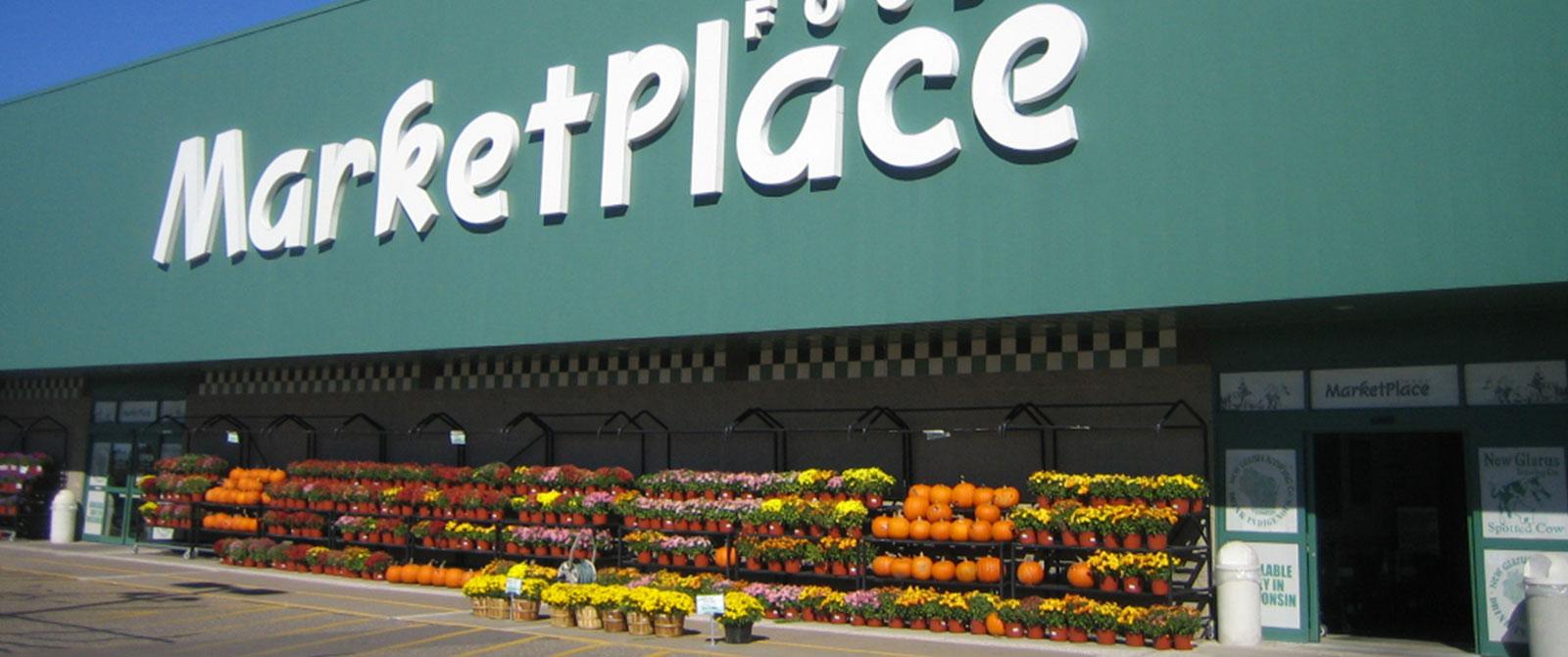 Marketplace Foods Store Locator