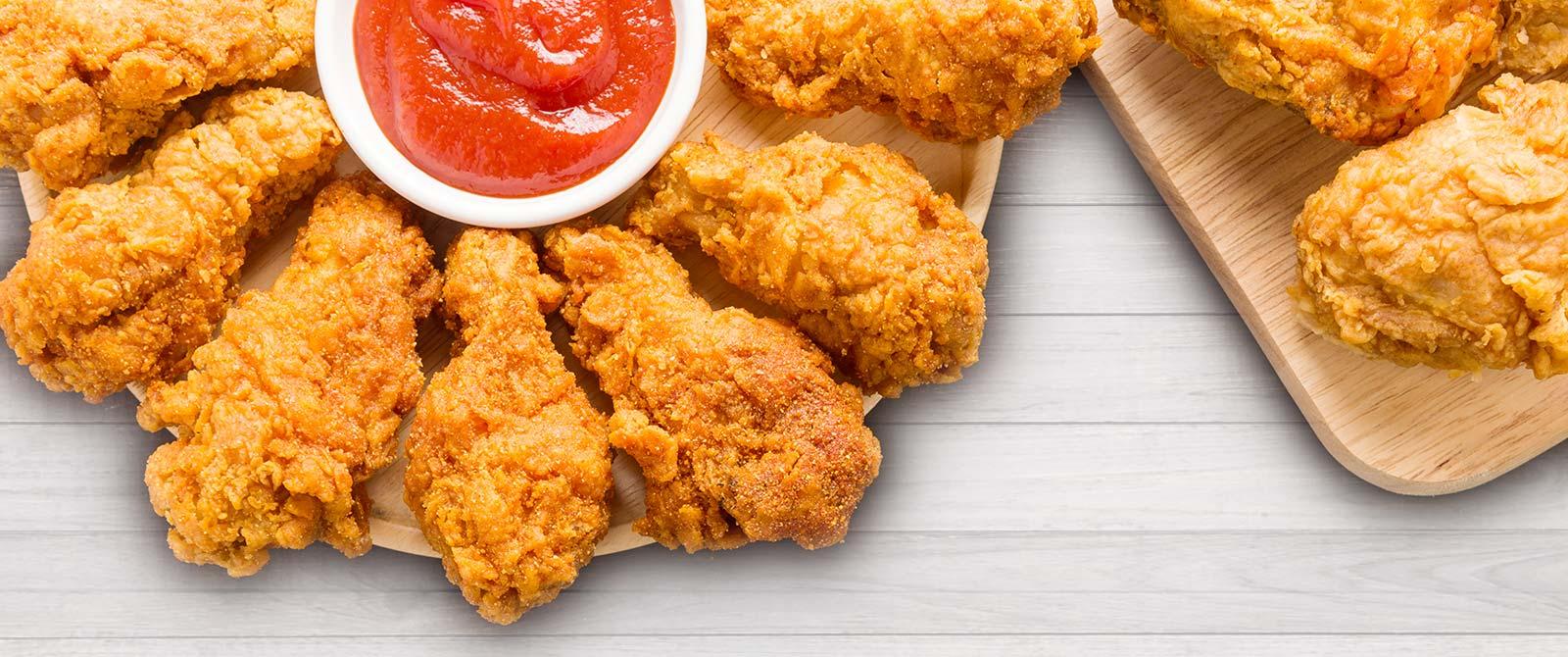 Fast Food Wings