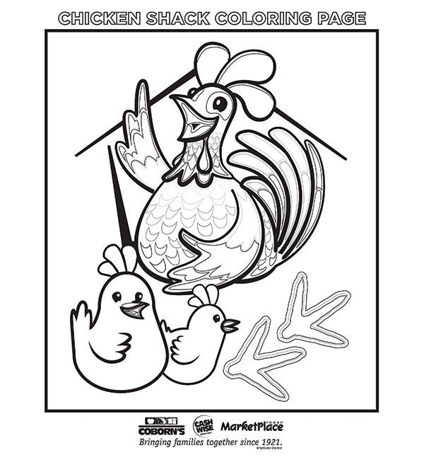 Marketplace Foods Chicken Shack