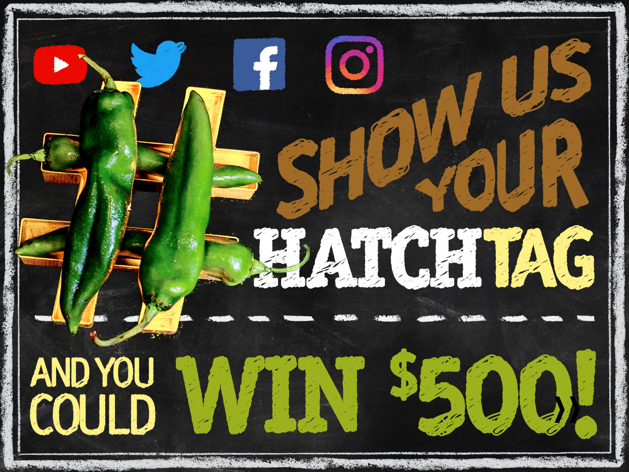 Show us Your #hatchtag!