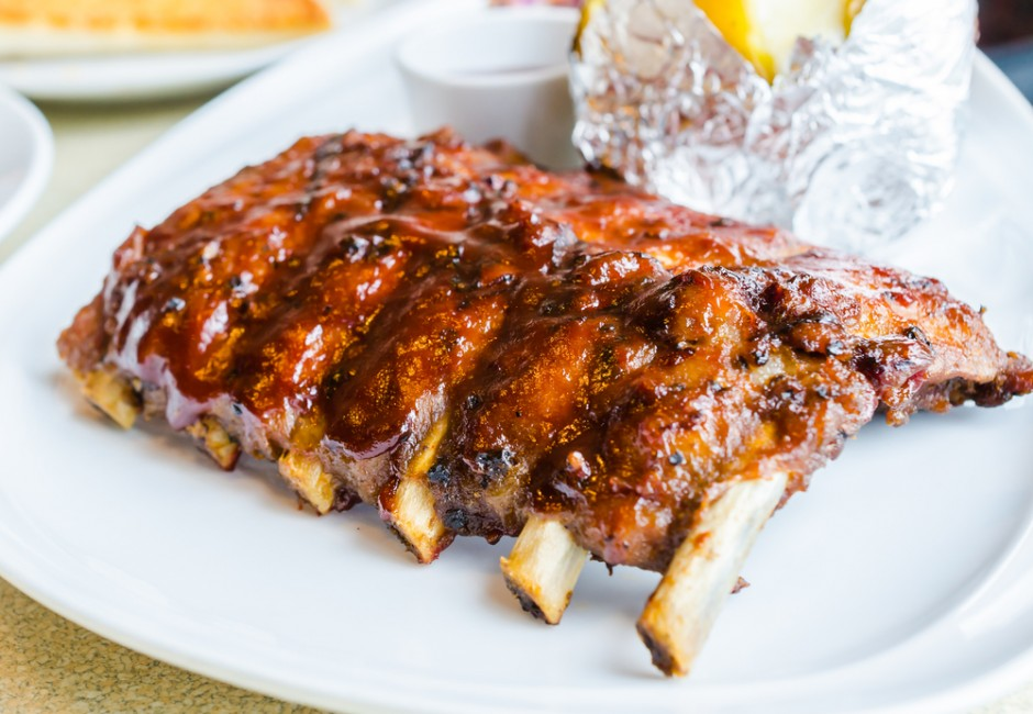 Greer S Recipe Lucy S Pepsi Grilled Spare Ribs