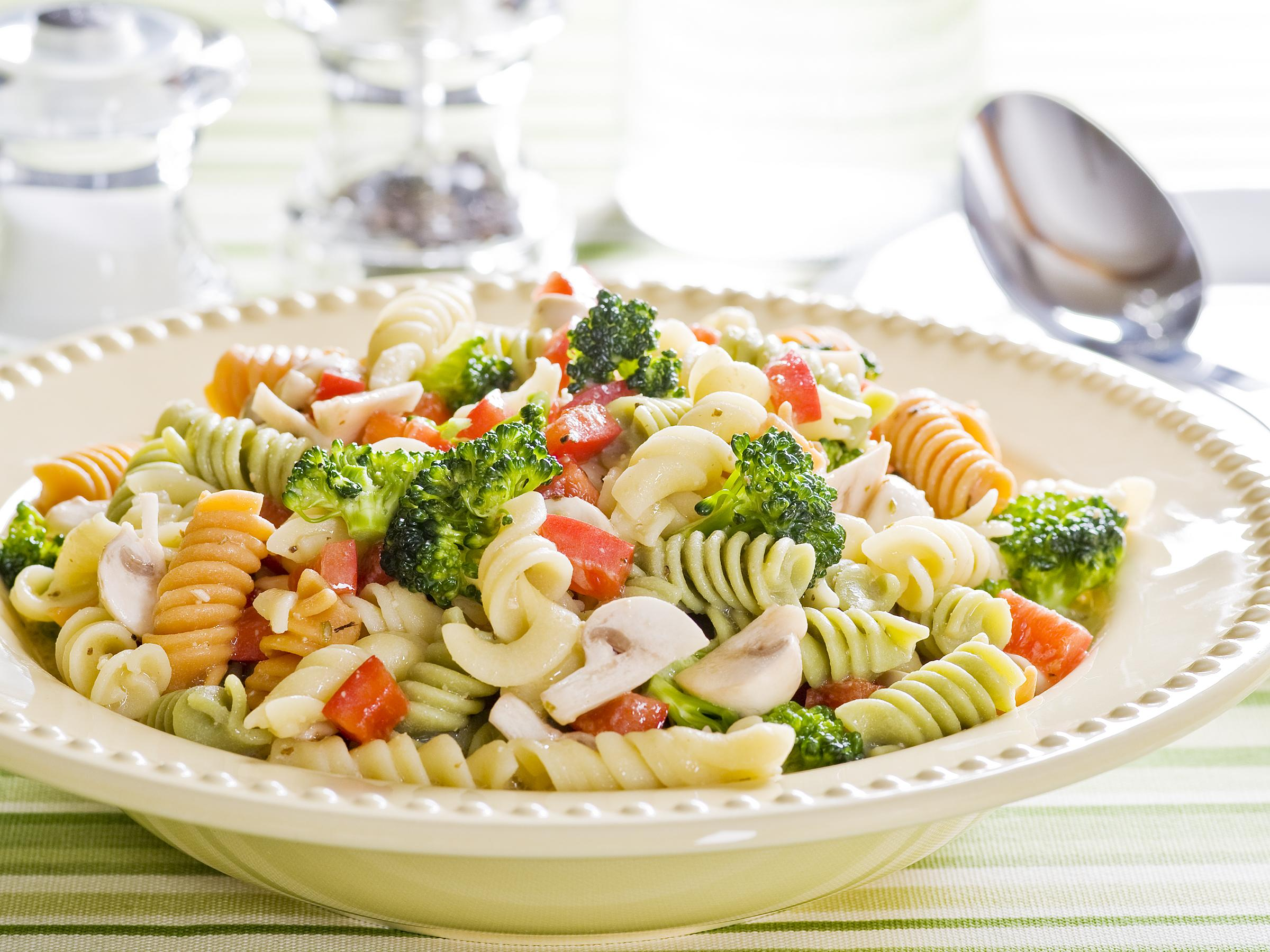 My Cashsaver Recipe Spring Garden Pasta Salad